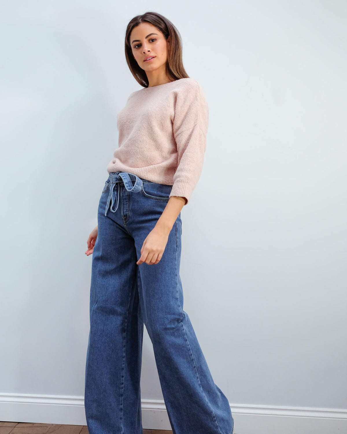 SLF Laura wide flare trouser
