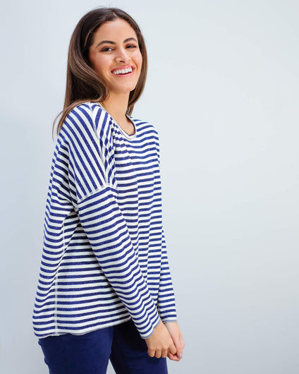 BR Facki top in stripe