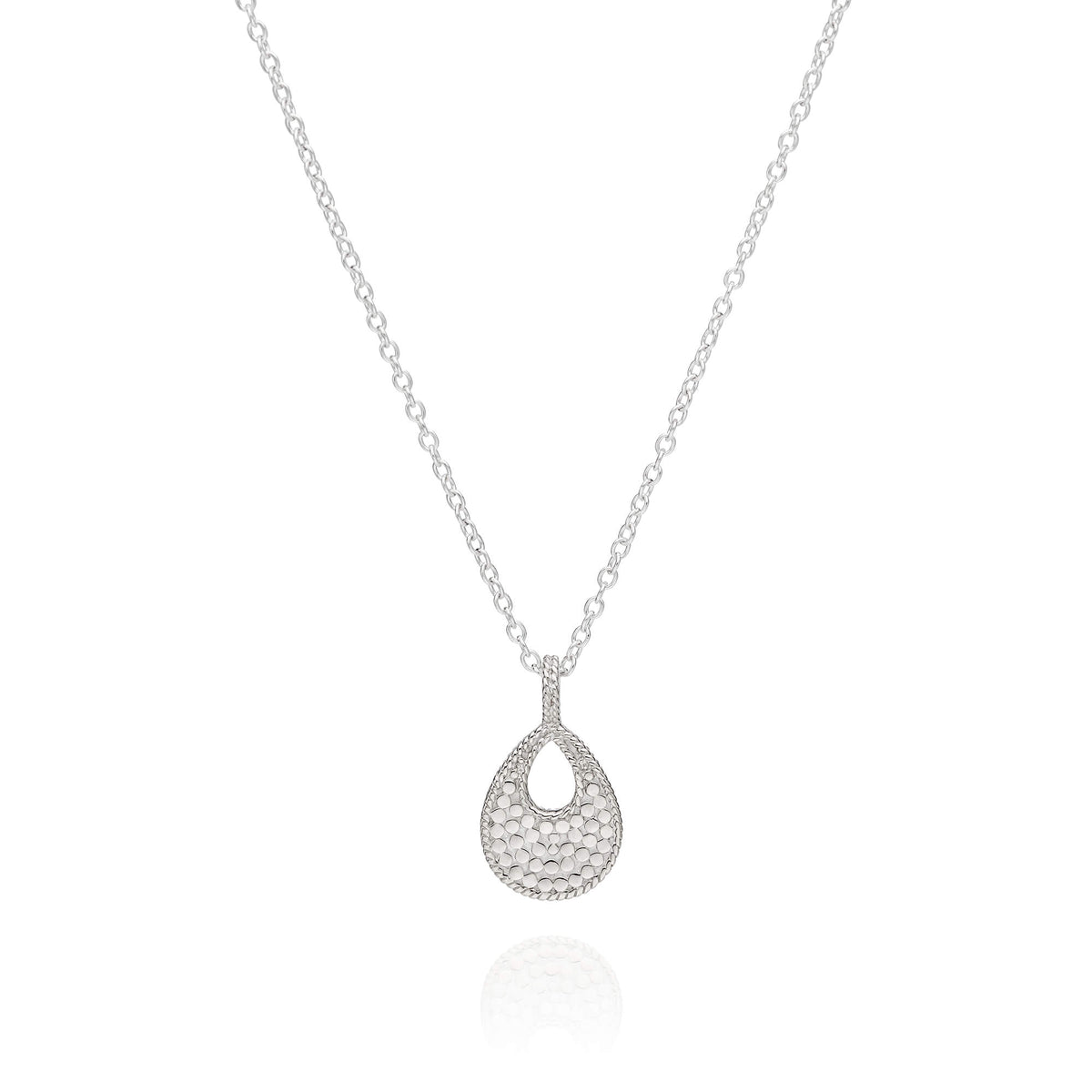 AB NK10069 Mosaic small open drop pendant