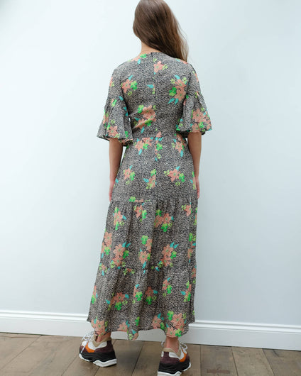 PP Alice dress in midnight bloom