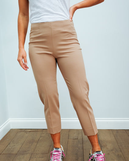 PS Audrey Stretch Wool in Beige