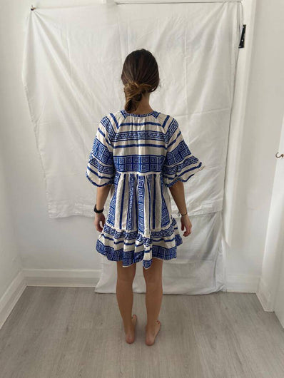P&C Zakar dress 82 in blue