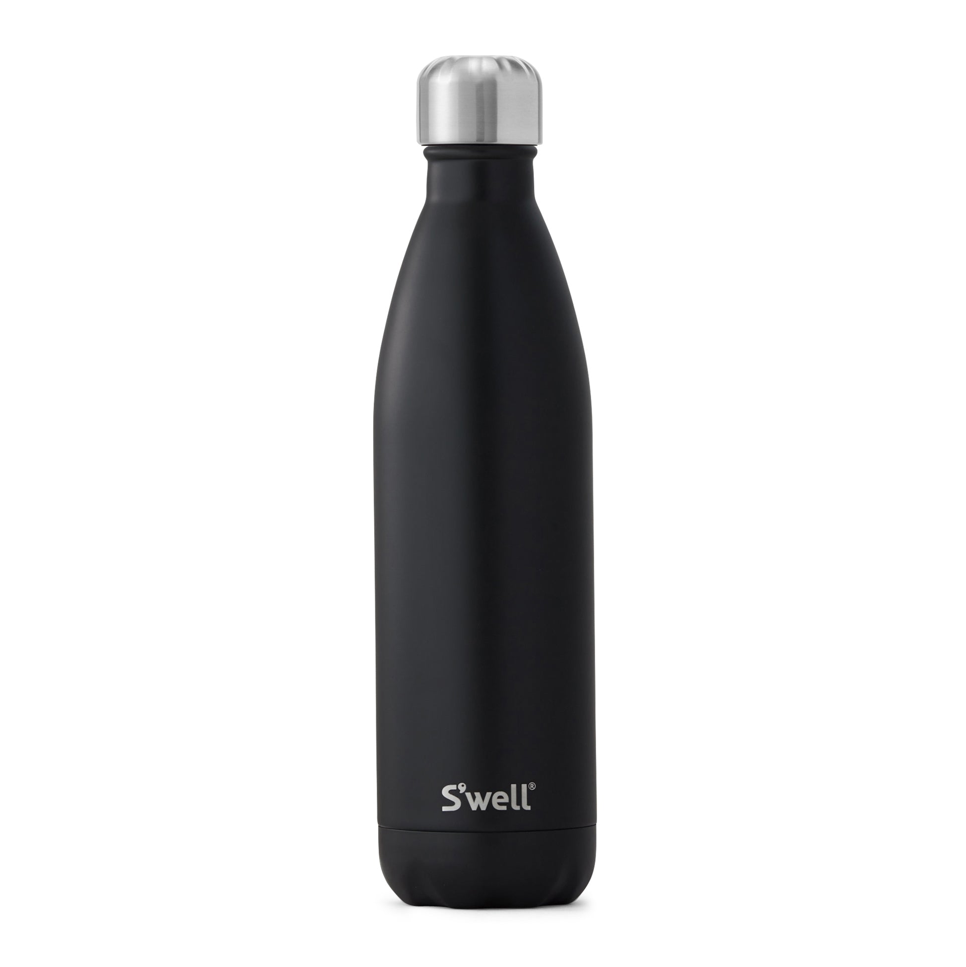 S'well water bottle in stone azurite