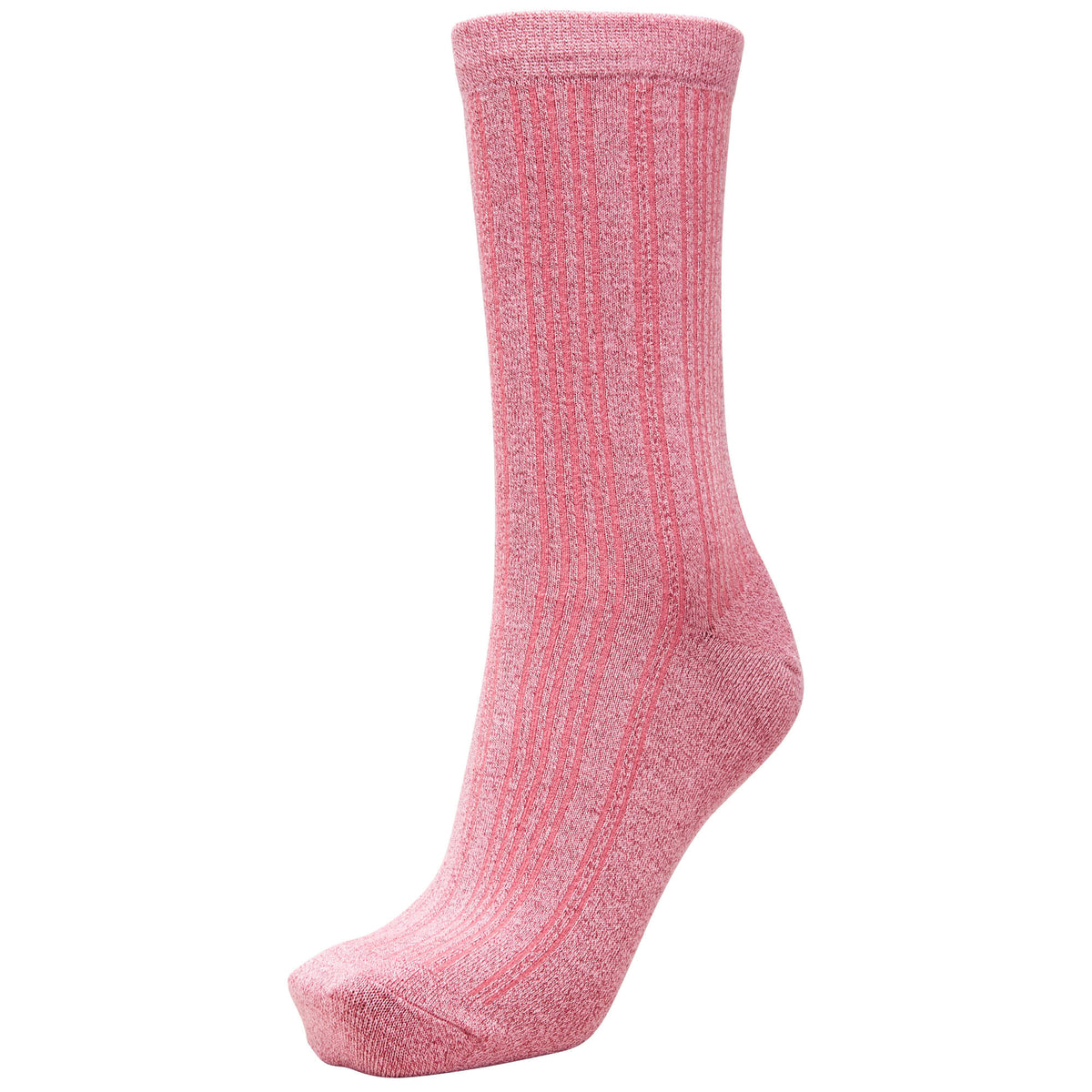 SLF Lana socks in rose bloom