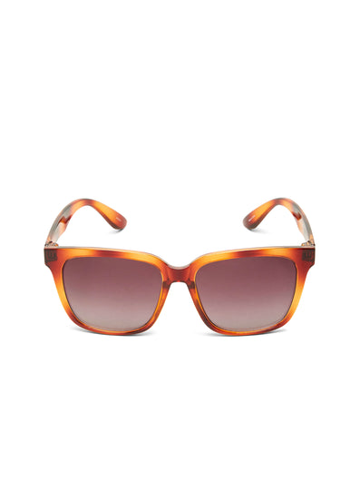 SLF Lovisa sunglasses in demitasse with square frame