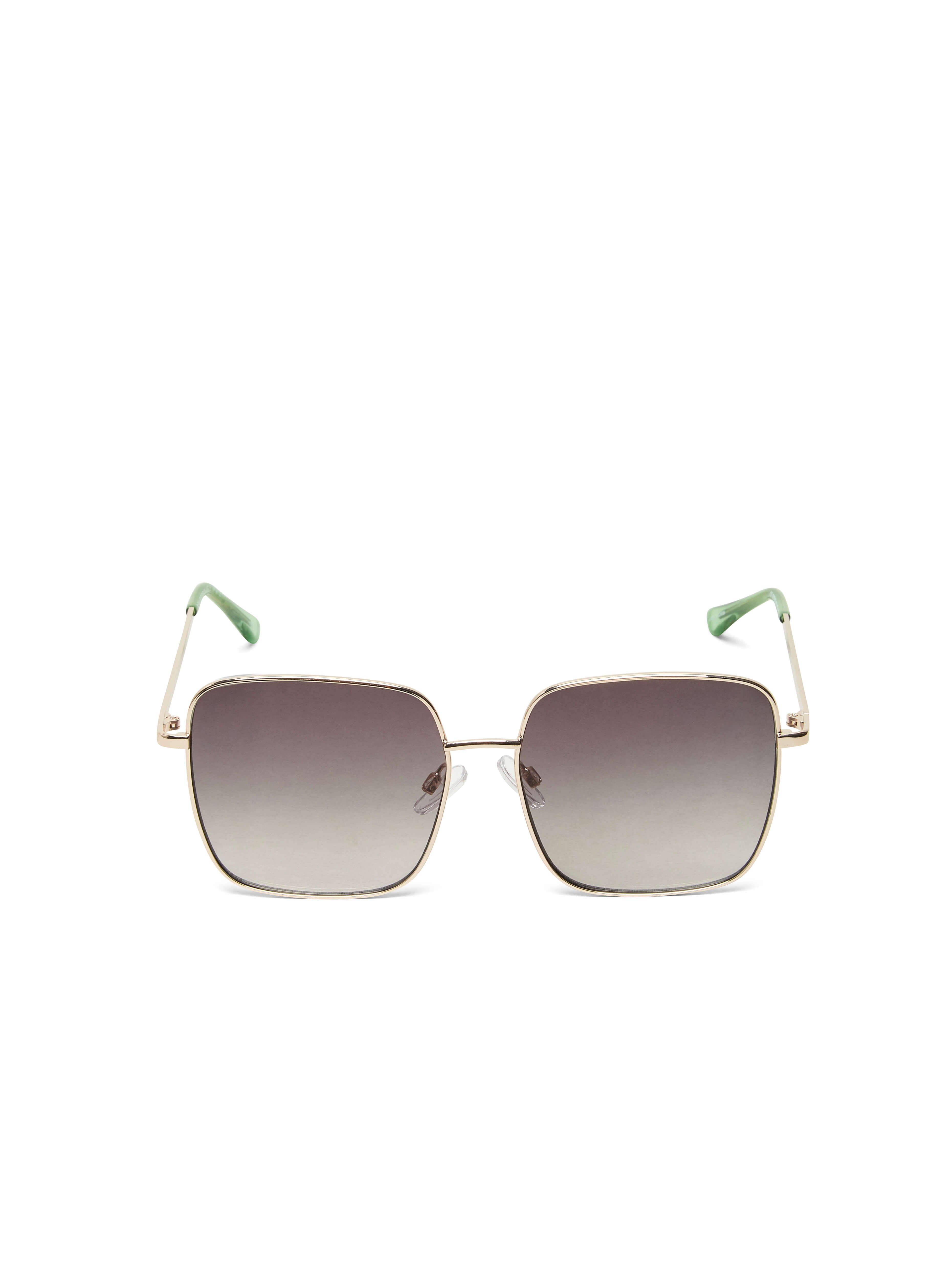SLF Lovisa sunglasses in silver with square frame