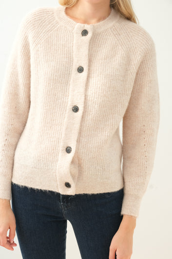 SLF Lulu cardigan in birch