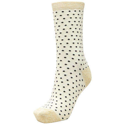 SLF Vida socks in almond oil