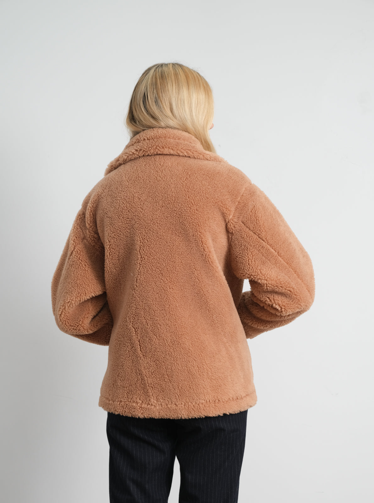 STAND Marina jacket in sand