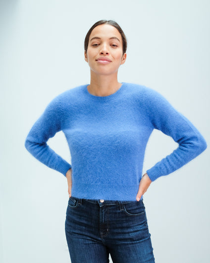 BR Datti Knit in Blue