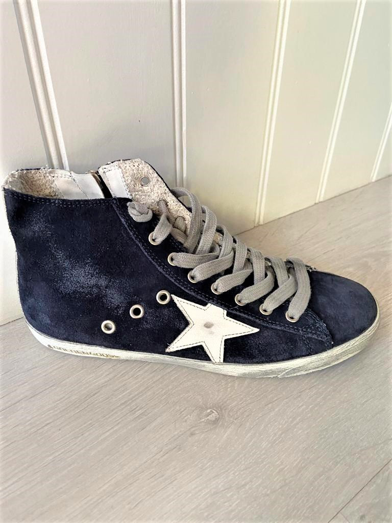 GG Francy 113 in Night Blue with White Star