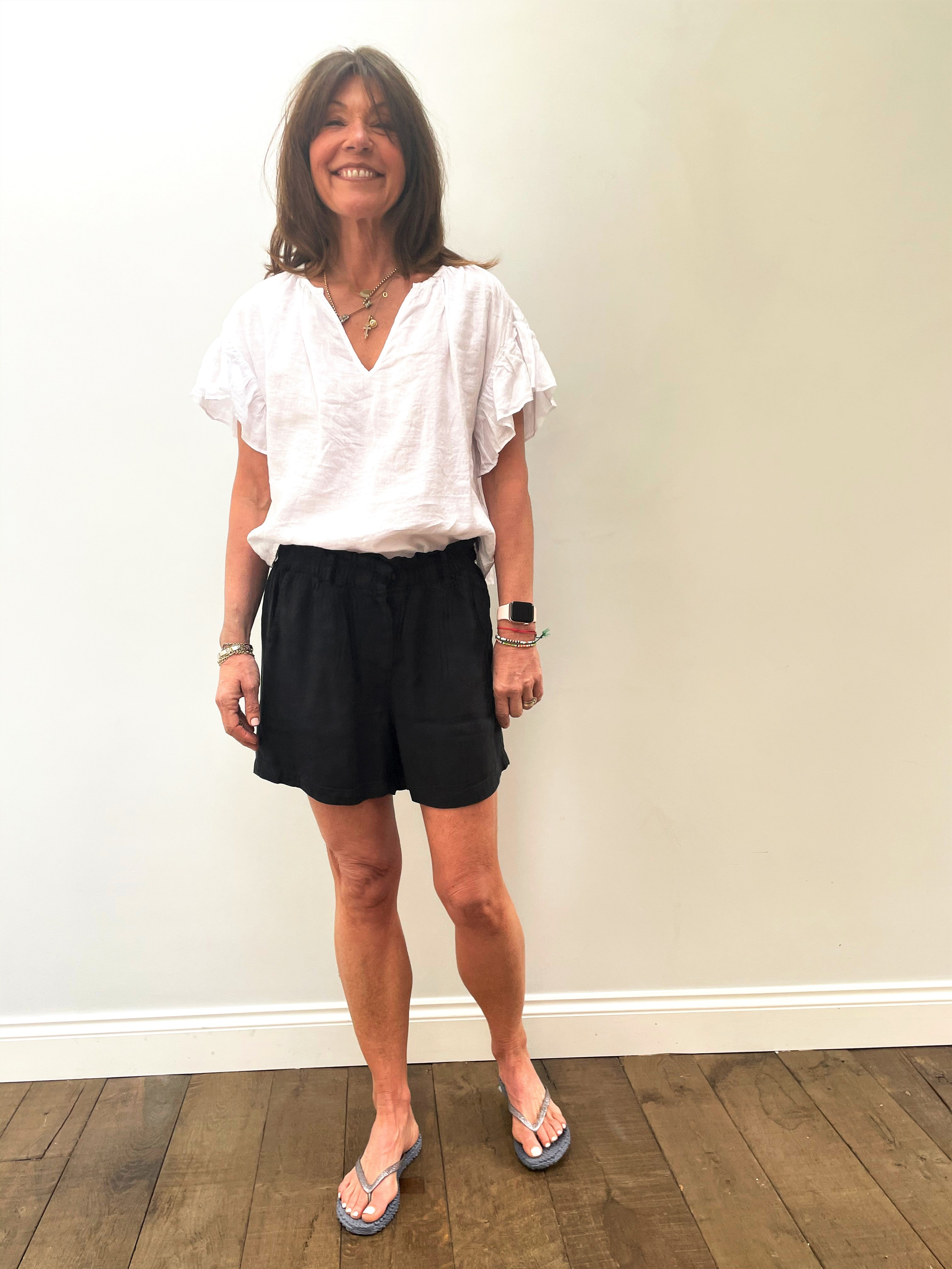 RAILS Monty Shorts in Black