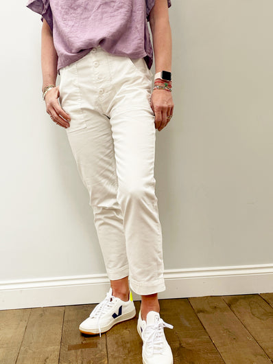 RAILS Adler Trousers in Cream