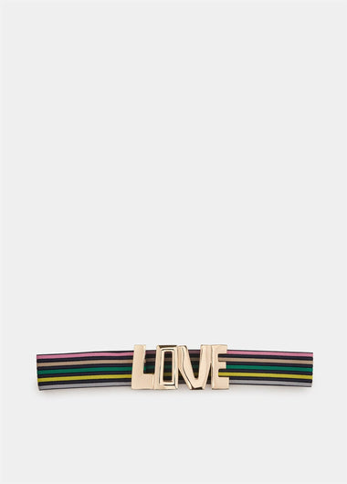 EA Vove belt in black