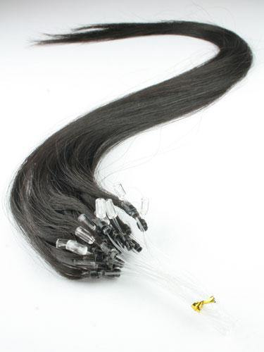 Natural Black  Coloured  Micro Loop - Belle Noir Beauty (product_title) (product_type)