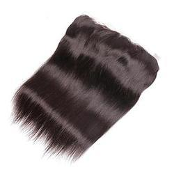 10A Peruvian Straight Frontal System - Belle Noir Beauty (product_title) (product_type)