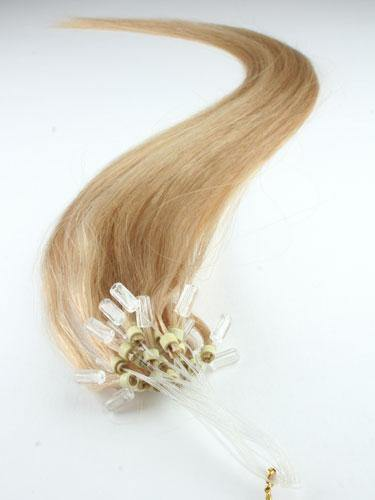 Dark Blonde Micro Loop Extensions - Belle Noir Beauty (product_title) (product_type)