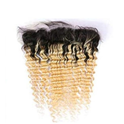 10A Blonde Ombre Frontal System - Belle Noir Beauty (product_title) (product_type)