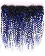Blue Ombre  Frontal System - Belle Noir Beauty (product_title) (product_type)
