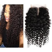 10A Peruvian Curly 4x4 Closure