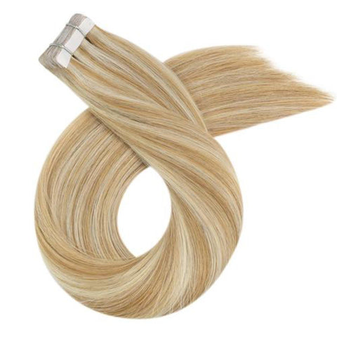 Beach Blonde #613 Highlighted with Honey Blonde #14(#P14/613)