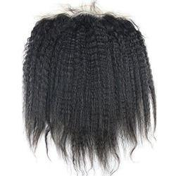 10A Brazilian Afro Kinky Frontal System - Belle Noir Beauty (product_title) (product_type)