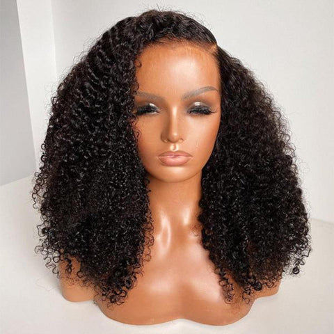 Lace Front Curly Unit