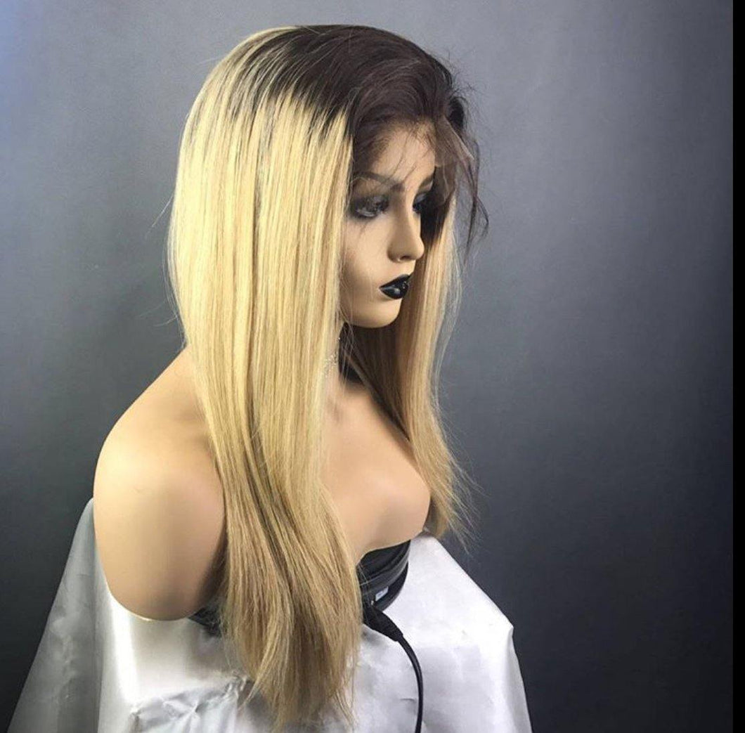 10a Grade Full Lace 4/27 Straight  Wig - Belle Noir Beauty (product_title) (product_type)