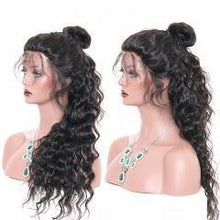 10a Grade Full Lace Loose Curly Hair Wig - Belle Noir Beauty (product_title) (product_type)