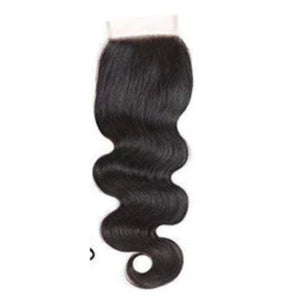 10A Peruvian  4x4  Wavy Closures - Belle Noir Beauty (product_title) (product_type)