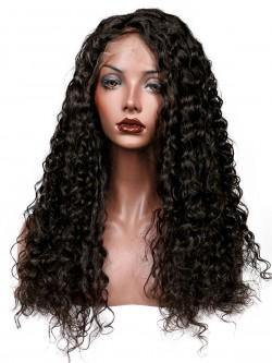 Lace Front Curly Unit - Belle Noir Beauty