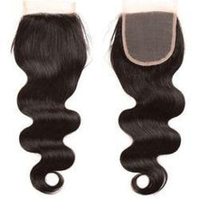 10A 4x4  Wavy Closures - Belle Noir Beauty (product_title) (product_type)