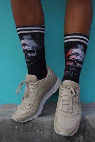 Beard Goals Socks