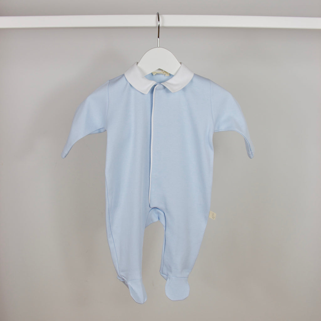 Blue Angel Wing Babygrow