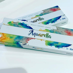 New Solotica Aquarella Daily Contact Lenses