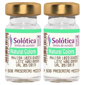 Solotica Yearly Toric Contact Lenses