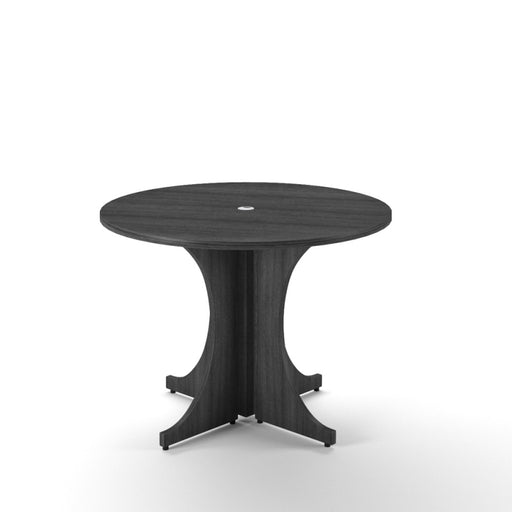 "Santa Monica | 36"" Round Meeting Table"