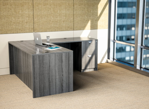 "Bellagio | L-Shaped desk | 30""x66"""