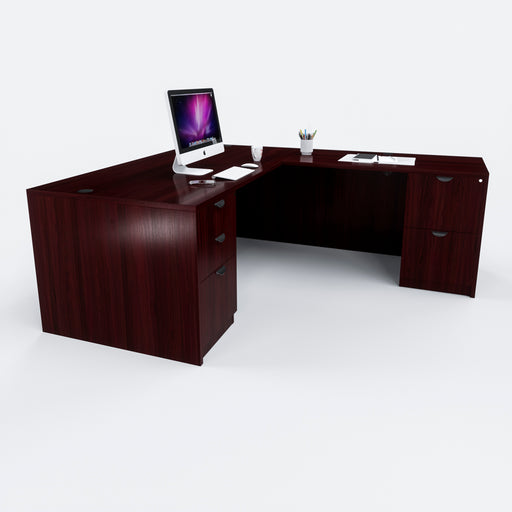 "Carmel | L-Shaped Desk 36""x71"""