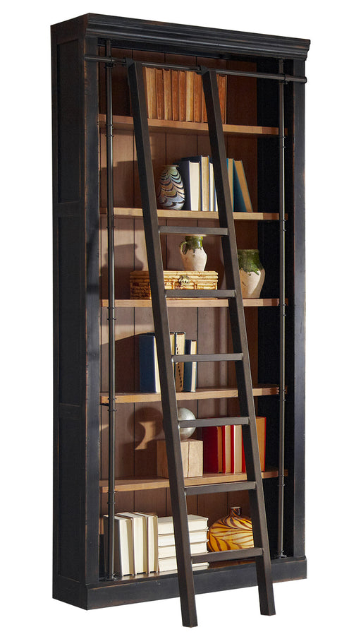 Monterro | Bookcase with Ladder
