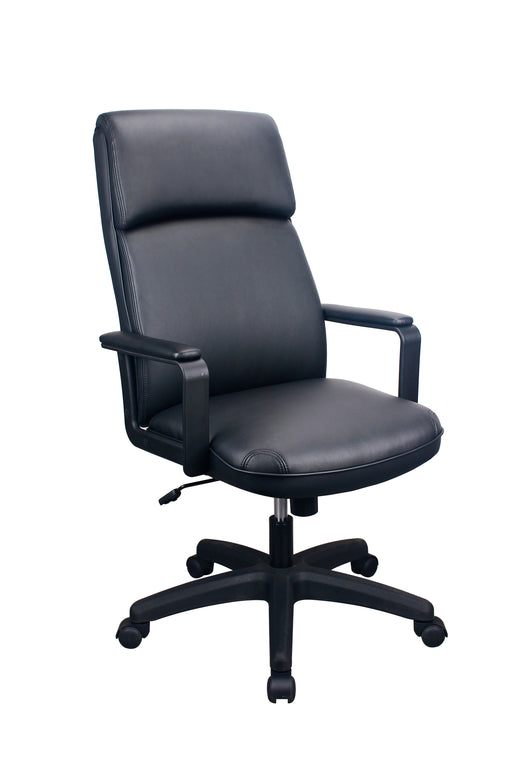 napa high executive chair front view