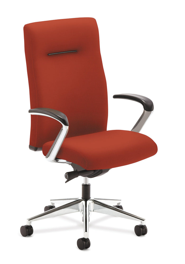 Chair - Executive High-Back Chair | Synchro-Tilt And Seat Glide