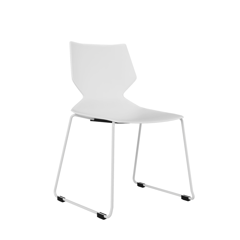 Chair - Fire White | Stacking Chair