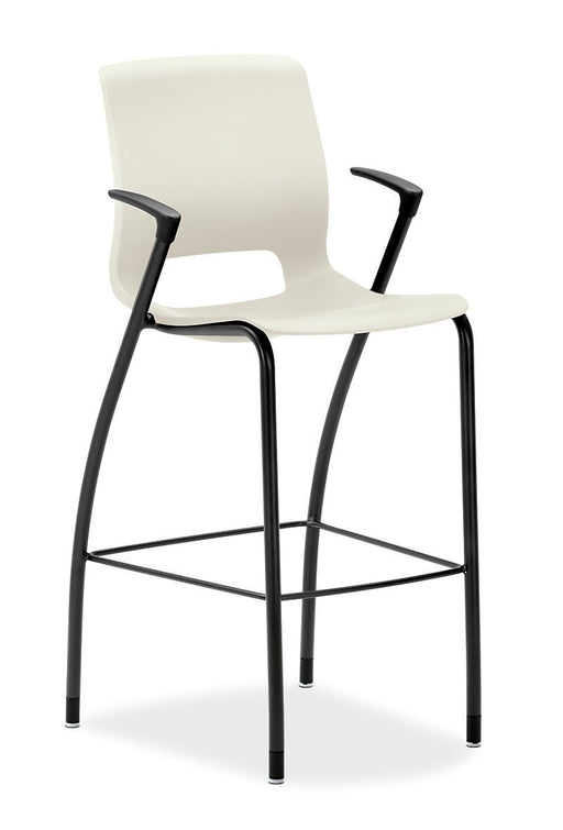 Chair - Four-leg Cafe-Height Stool