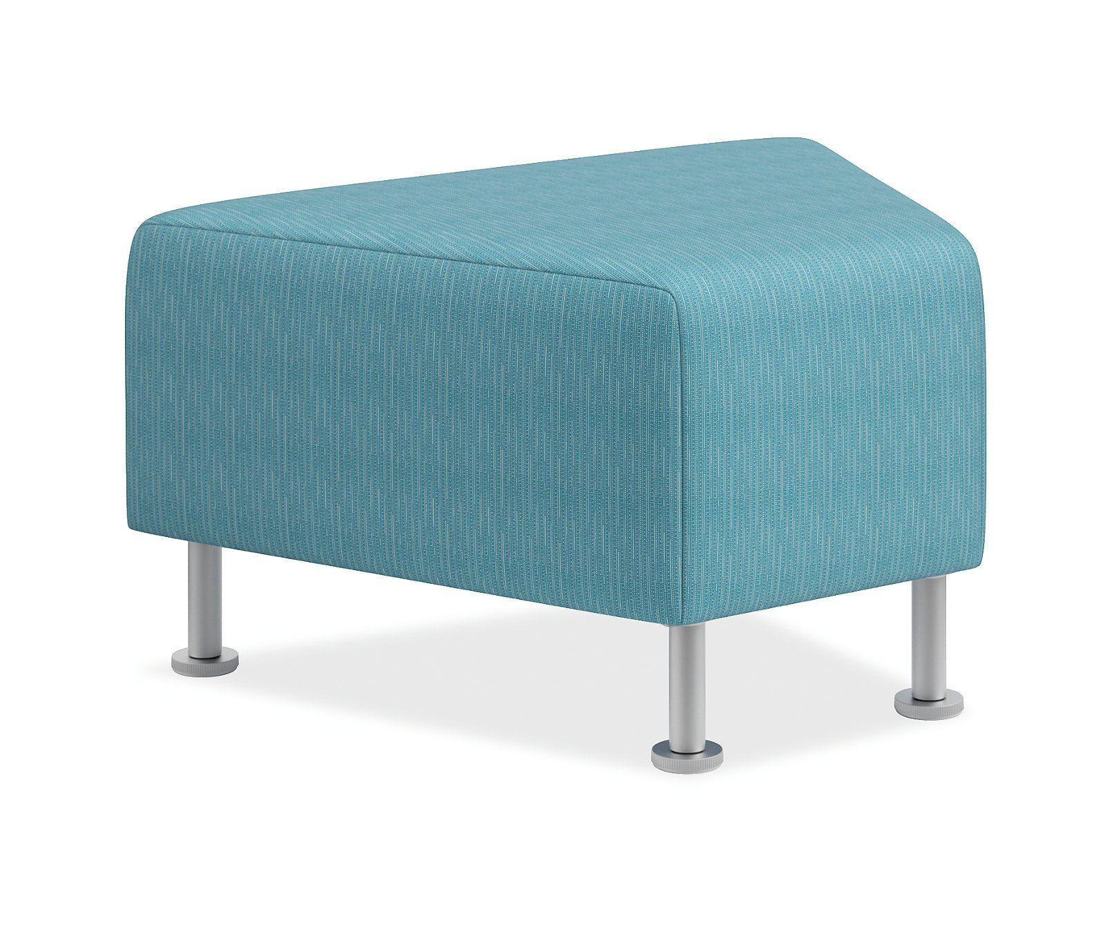 Chair - Lounge Ottoman Wedge
