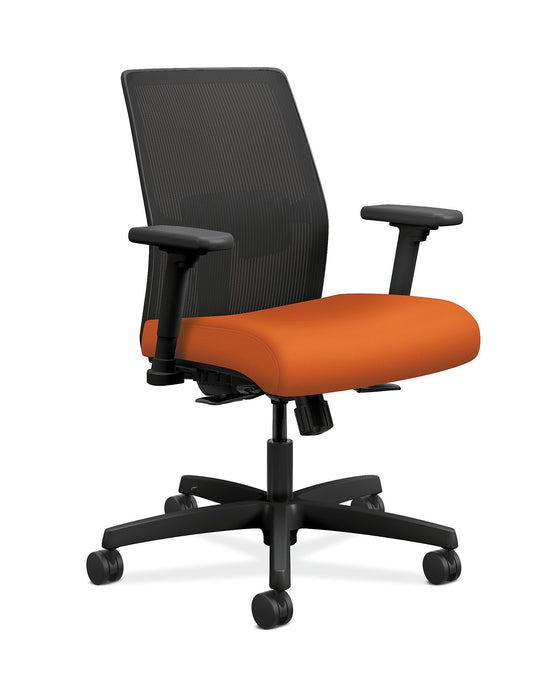 Chair - Low-Back Task Chair | Ilira-Stretch Mesh Back