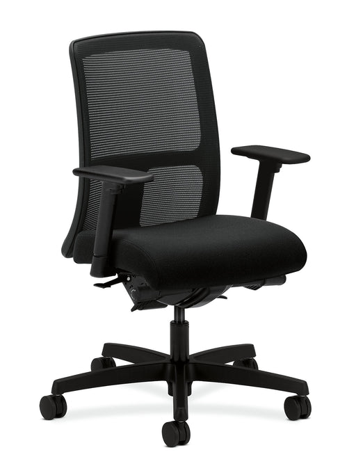 Chair - Low-Back Task Chair | Independent Back Angling
