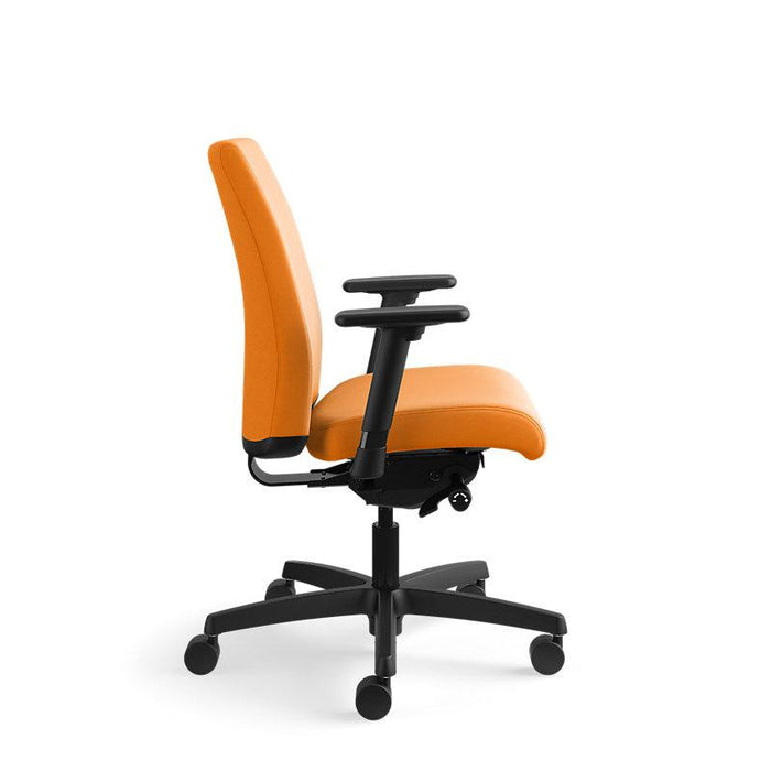 Chair - Low-Back Task Chair | Synchro-Tilt And Seat Glide