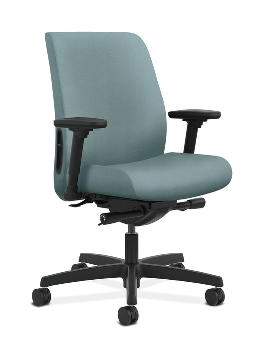 Chair - Low-Back Task Chair | Upholstered