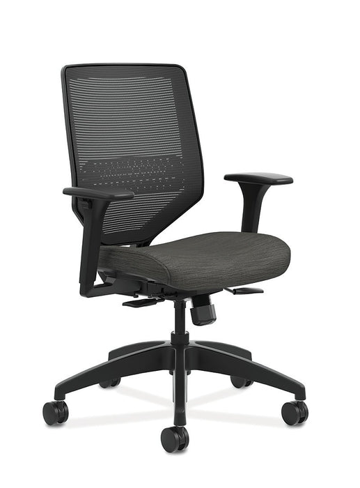 Chair - Mid-Back Task Chair With Knit Mesh Back